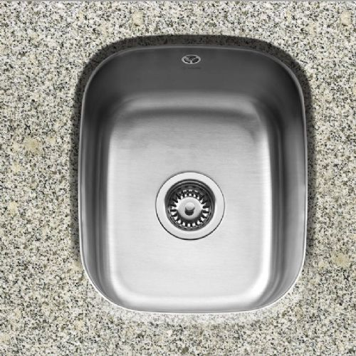 Caple Form 33 Stainless Steel Undermount Kitchen Sink